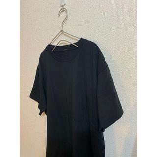 コモリ(COMOLI)のコモリ   Tシャツ ブラック(Tシャツ/カットソー(半袖/袖なし))
