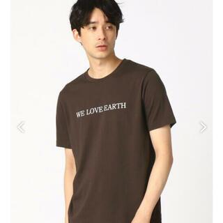 コムサイズム(COMME CA ISM)のお値引き中 新品未使用 COMME CA ISM(メンズ)ロゴ Tシャツ(シャツ)