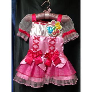 バンダイ(BANDAI)のyuyu030様専用 プリキュア 衣装 キュアピーチ(衣装)