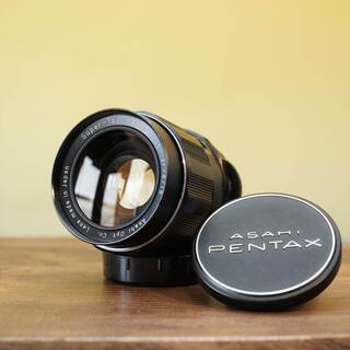 ペンタックス(PENTAX)の【美品】Pentax スーパータクマー 35mm f2  希少な広角タクマー(レンズ(単焦点))