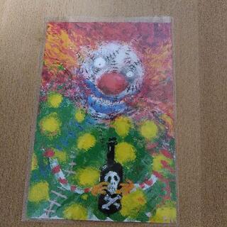ディズニー(Disney)のティム・バートン ポストカード(絵画/タペストリー)