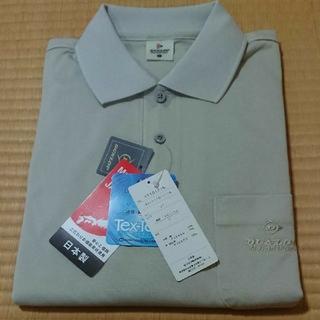 DUNLOP - DUNLOPメンズドライ長袖日本製ポロシャツ
