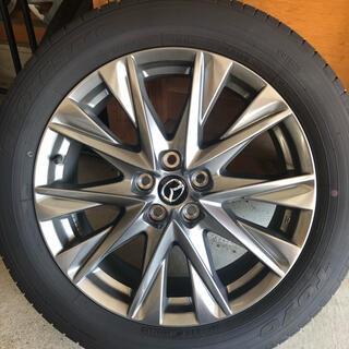 マツダ(マツダ)のcx-8 純正ホイール・タイヤ 4本セット(タイヤ・ホイールセット)