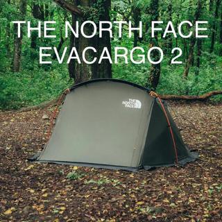 ザノースフェイス(THE NORTH FACE)の即発送可‼︎ THE NORTH FACE エバカーゴ2(テント/タープ)