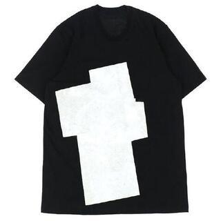 ユリウス(JULIUS)の新品!◆JULIUS 半袖 プリント カットソー 2◆ユリウス(Tシャツ/カットソー(半袖/袖なし))