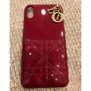 ディオール(Dior)のiPhoneXRケース dior  正規品(iPhoneケース)