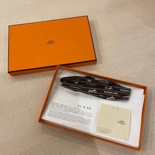 エルメス(Hermes)の*2021美品HERMES ペガサス ロデオ チャーム空箱*(ショップ袋)