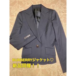 バーバリー(BURBERRY)の【期間限定値下げ】新品同様!BURBERRY BLACKLABELジャケット!(テーラードジャケット)