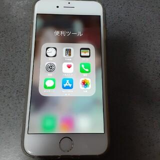 アイフォーン(iPhone)のiPhone6ローズゴールド64GB(携帯電話本体)