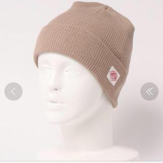 ダントン(DANTON)の帽子(ニット帽/ビーニー)