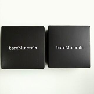 bareMinerals - 【送料無料】ベアミネラル箱2点セット