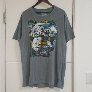 マーベル(MARVEL)のMARVEL マーベル Tシャツ アメコミキャラクター古着 ビッグシルエット(Tシャツ/カットソー(半袖/袖なし))