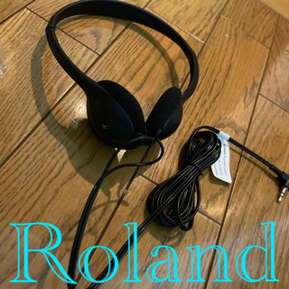 ローランド(Roland)の新品 ローランド ヘッドセット(電子ピアノ)
