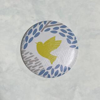 スタディオクリップ(STUDIO CLIP)のミラー 手鏡 鳥(ミラー)