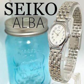 グランドセイコー(Grand Seiko)の19 SEIKO セイコー時計 レディース腕時計 未使用に近い アルバ シルバー(腕時計)