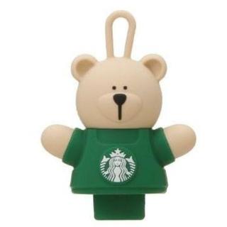 スターバックスコーヒー(Starbucks Coffee)の 新品  スターバックス リユーザブルカップ  ベアリスタキャップ  くま(その他)
