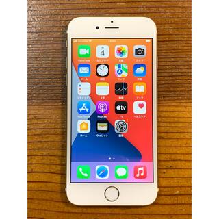 アップル(Apple)のiPhone 6s 16GB gold SIMフリー(スマートフォン本体)