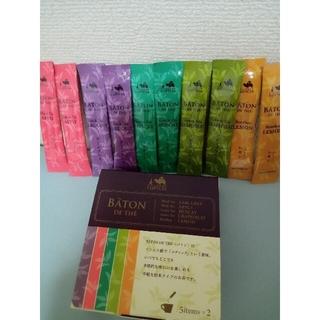 ルピシア(LUPICIA)のLUPICIA ルピシア バトン スティック5種セット 10本入り(茶)