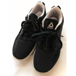 リーボック(Reebok)のReebok スニーカー ブラック 靴(スニーカー)