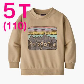 パタゴニア(patagonia)の110サイズ【新品】Patagonia ベビー ライトウェイト スウェット(Tシャツ/カットソー)
