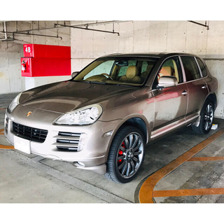 Porsche - ポルシェ カイエン V6 3.6L ★22㌅ホイール ★室内保管純正ホイール付属