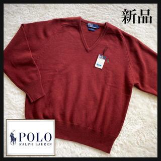 ポロラルフローレン(POLO RALPH LAUREN)の《新品》Polo by Ralph Lauren ウールニット/セーター(ニット/セーター)