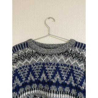 サンタモニカ(Santa Monica)のvintage Nordic knit(ニット/セーター)