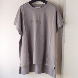 スコットクラブ(SCOT CLUB)のRADIATE ロゴTシャツ グレー(Tシャツ(半袖/袖なし))