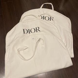 ディオール(Dior)の【最終お値下げ】DIOR ガーメントバッグ スーツ バッグ(その他)