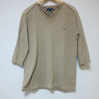 バーバリー(BURBERRY)のみんな大好き‼️バーバリーロンドン 七分丈シャツ カットソー(Tシャツ/カットソー(七分/長袖))