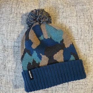 patagonia - パタゴニア kids ニット帽 ビーニー