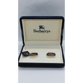 バーバリー(BURBERRY)の未使用 Burberrys バーバリーシルバー925 カフス ホースマーク(カフリンクス)