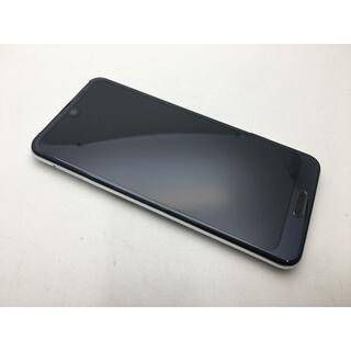 シャープ(SHARP)のSIMフリー美品au AQUOS R2 SHV42 ブラック249(スマートフォン本体)