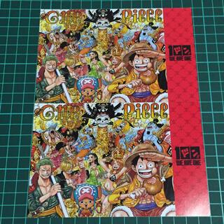 シュウエイシャ(集英社)のワンピース 100巻記念 ポストカード 2枚セット(その他)