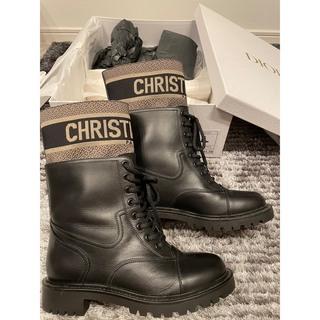 ディオール(Dior)のディオール   ブーツ 本物(ブーツ)
