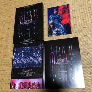 ケヤキザカフォーティーシックス(欅坂46(けやき坂46))のTHE LAST LIVE -DAY1 & DAY2-(完全生産限定盤) Blu(ミュージック)