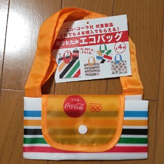 コカ・コーラ - 東京オリンピック エコバッグ