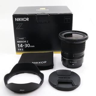 Nikon - 未使用!Nikon NIKKOR Z 14-30mm f/4S ニコン