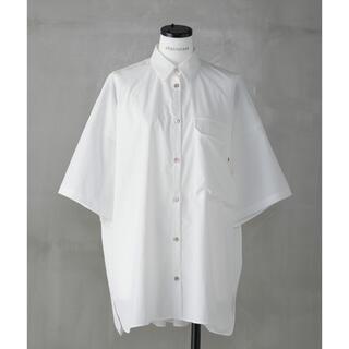 ENFOLD - nagonstans ドライストレッチ 3/4Sleeve Shirt