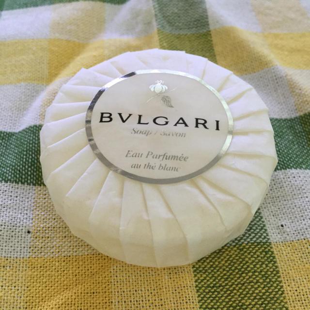 BVLGARI(ブルガリ)のブルガリ ソープ コスメ/美容のボディケア(ボディソープ / 石鹸)の商品写真