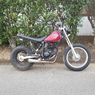 ヤマハ - TW200