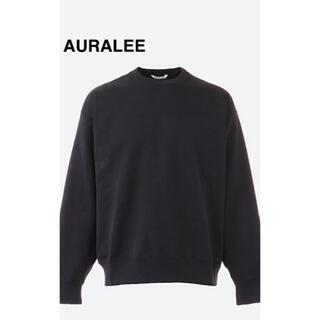 コモリ(COMOLI)のAURALEE(オーラリー )◆新品◆伊勢丹別注スウェットシャツ(スウェット)
