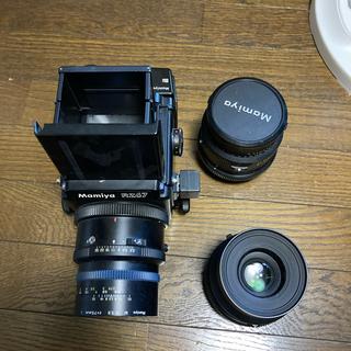 マミヤ(USTMamiya)のMAMIYA RZ67 レンズ3本セット(フィルムカメラ)