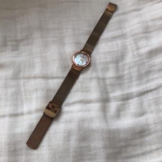 スカーゲン(SKAGEN)のSKAGEN スカーゲン 腕時計 レディース ゴールド ダイヤモンド(腕時計)