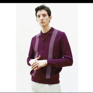 Supreme - 希少 美品 Supreme Cardigan Sweater   ネイビー