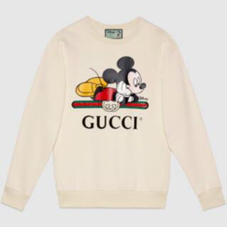 グッチ(Gucci)のGUCCI × Disneyコラボトレーナー 限定品(トレーナー/スウェット)