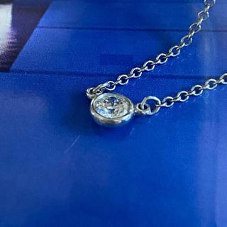 ティファニー(Tiffany & Co.)のティファニー バイザヤード ネックレス プラチナ(ネックレス)