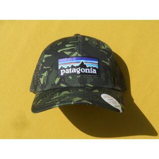 パタゴニア(patagonia)のパタゴニア Trucker Hat P-6 LogoトラッカーBGCF 2017(キャップ)