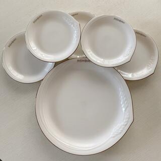 サンローラン(Saint Laurent)のYVES SANTLAURENT イブサンローラン ♡ 皿 5枚(食器)