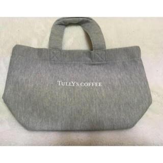 TULLY'S COFFEE - タリーズ ミニトートバッグ